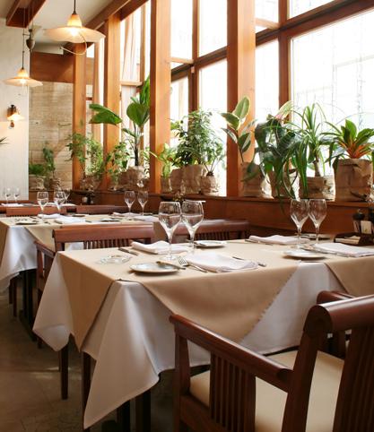 Tovaglie per ristoranti